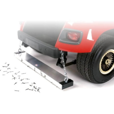 Magnets, suspension-mount magnetic sweeper, lifting magnets